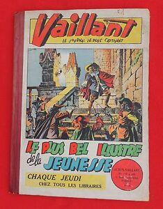 VAILLANT-album-editeur-n-23-n-439-a-450-1953-TBE-plats-un-peu-frottes