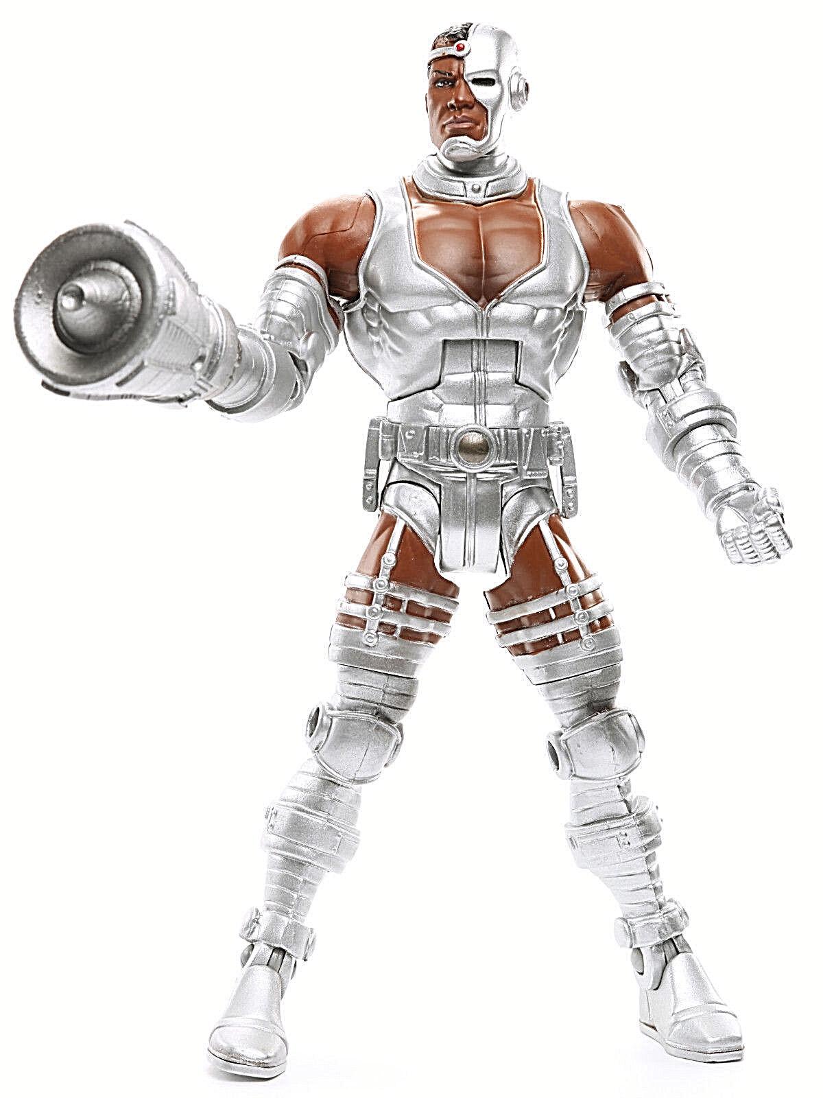 DC Universe Classics Series __CYBORG __CYBORG __CYBORG 6   action figure with Sonic Blaster Arm 3778c0