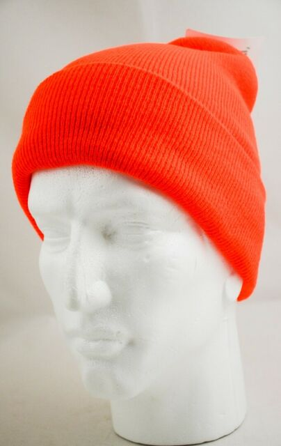 Black//Gray California hat CALI Beanie knit hat Cuffed Skull cap 3M THINSULATE