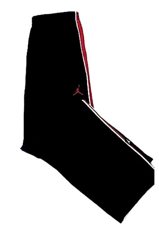Air Jordan Boys Athletic Track Pants - Black/red - Size: 2t - New/nwt