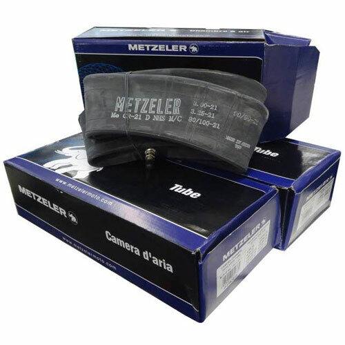 Metzeler ME-CR 18F NHS 3mm Motorcycle Bike Inner Tube For 18 Inch Tyre
