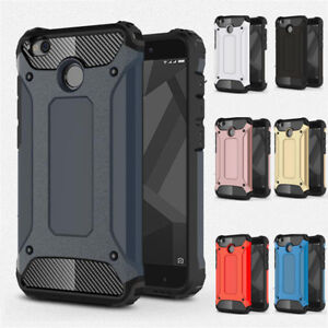reputable site f160d e970c Details about Shockproof Dual Layer Hybrid Armor Case Cover For Xiaomi 5  5C/Redmi 4X 4A Note 4