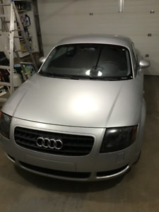2004 Audi TT Coupe AT6