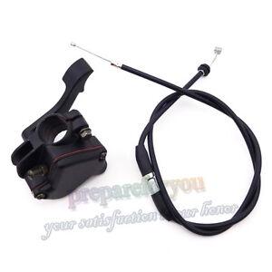 Thumb-Throttle-Control-Housing-Cable-For-50-70-90-110-125cc-ATV-Quad-Kazuma-Sunl