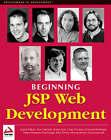 Beginning JSP Web Development by Jayson Falkner, Sathya Narayana Panduranga, Romin Irani, Ben Galbraith, Perrumal Krishnaraj, Casey Kochmer, Meeraj Moidoo Kunnumpurath, John Timney (Paperback, 2001)