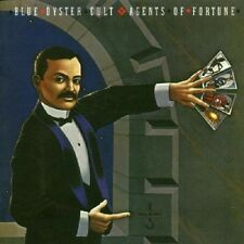 Blue Oyster Cult Agents Of Fortune CD+Bonus Tks NEW SEALED Don't Fear The Reaper