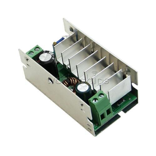 COURANT CONTINU-DC 6-35 V à 6-55 V 10 A 200 W Boost Convertisseur Chargeur de Step-up module d/'alimentation nouveau