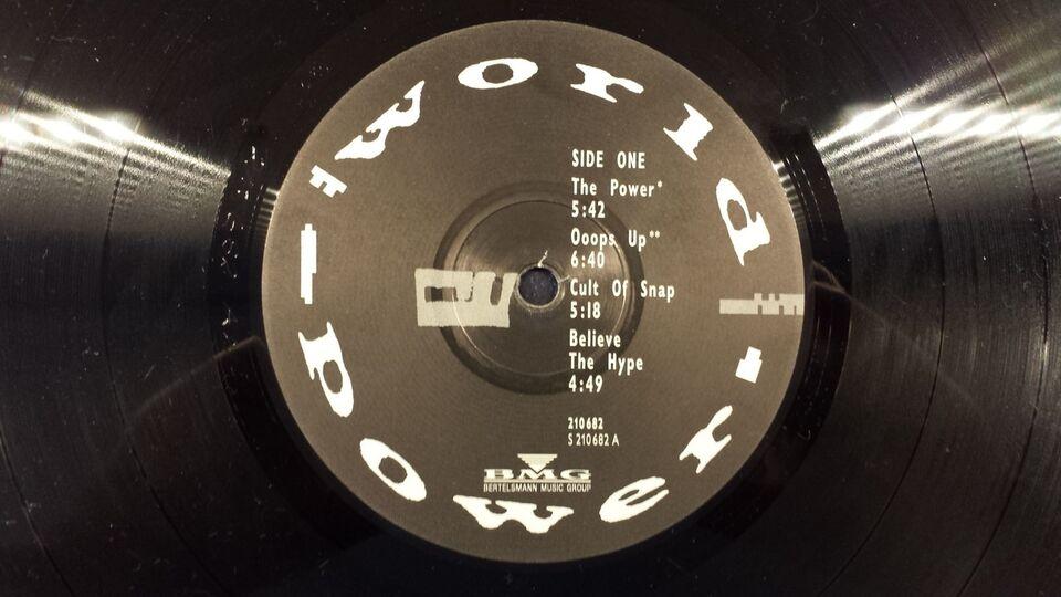 LP, Snap!, World Power