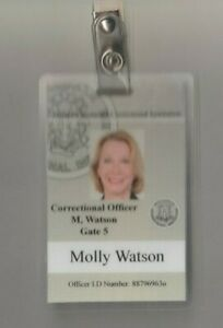 The-Mick-Production-Used-Milldale-Women-039-s-Prison-Officer-ID-Ep-203-04