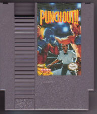 PUNCHOUT NINTENDO PUNCH OUT ORIGINAL CLASSIC NES HQ