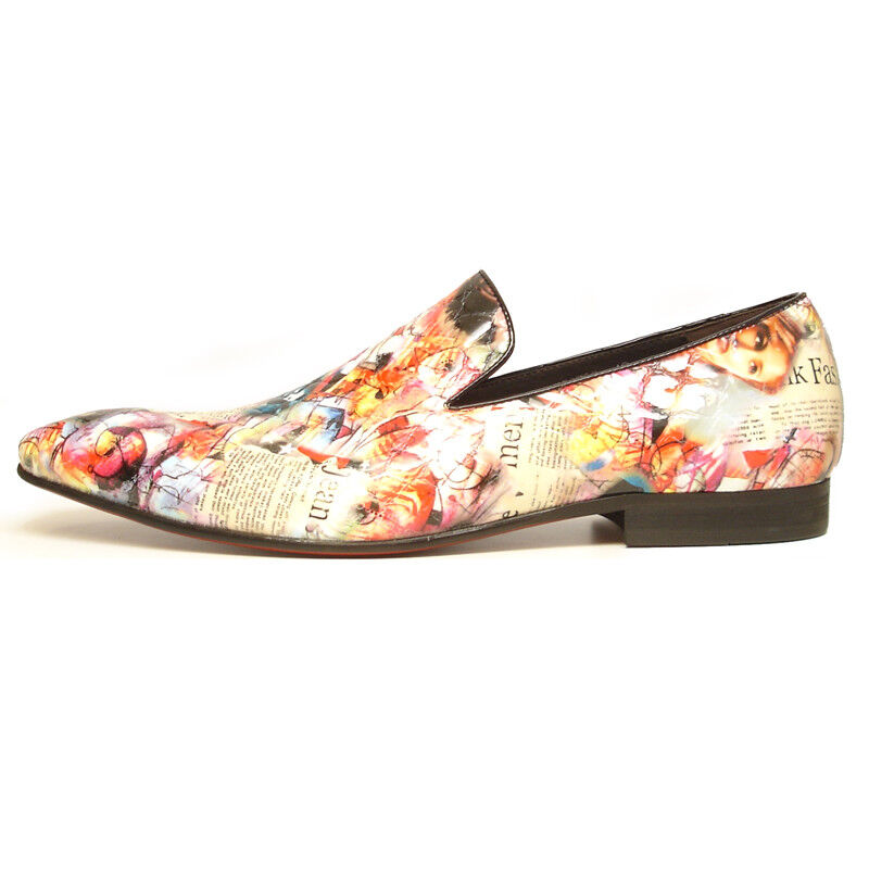Revista FI-6793 FI-6793 FI-6793 Dama Multi Color Slip on Loafer fiesso por Aurelio Garcia 164baf