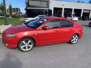 2006 Mazda 3 GT
