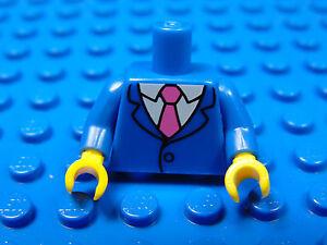 Lego 1 X  Minifigure Figure  Head  Homer Simpson Simpsons