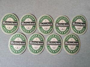 HEINEKEN-BEER-HEINEKEN-LEAGUE-COASTERS-9-TOTAL