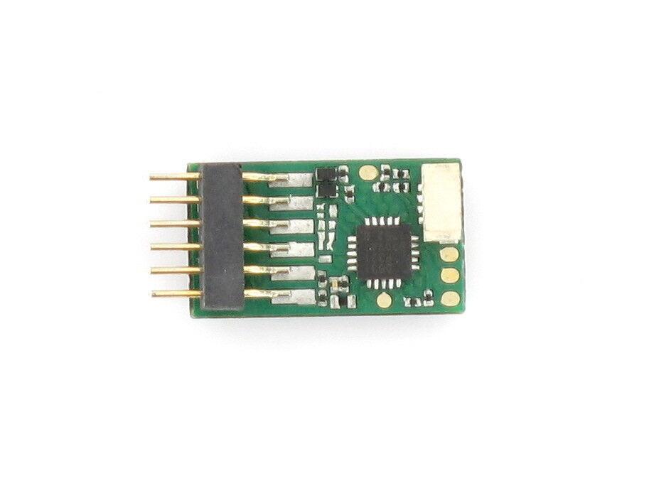 Piko 46400 Digitaldecoder Digitaldecoder Digitaldecoder SmartDecoder 4.1 6-polig NEM 651  | Starke Hitze- und Hitzebeständigkeit  913b94