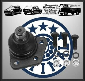 Porsche-944-2-5i-Optimal-Germany-Front-Lower-Suspension-Arm-Wishbone-Ball-Joint