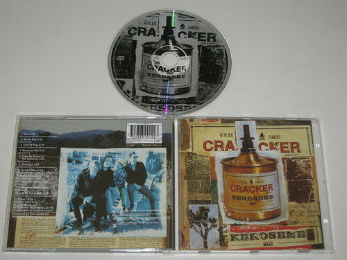 CRACKER/KEROSENE HAT (VIRGIN CDVUS67/ 7243 8 39012 2 7) CD ALBUM