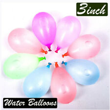 Fast Fill Magic Water Balloons Self Tying Bunch O Balloon Bombs Summer Game Toy