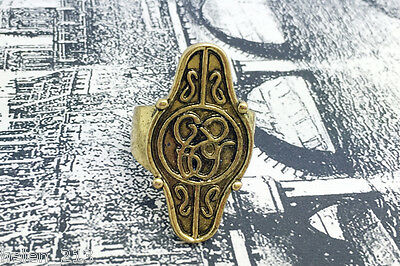Hobbit elf lord Elrond Golden Ring LOTR The Lord of Rings hot sale