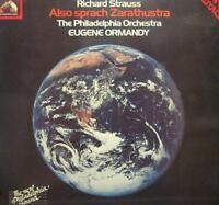 Strauss(Vinyl LP)Also Sprach Zarathustra-EMI/HMI-ASD 3897-UK-VG+/Ex