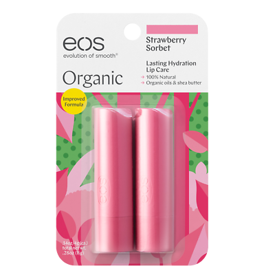 eos Natural & Organic Lip Balm Stick