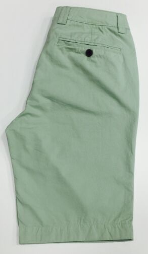 Genuine Fat face men/'s light weight chino shorts pale jade green