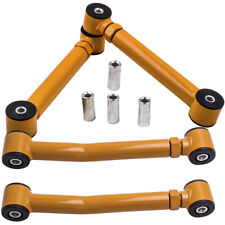 11900 Jeep Wrangler Cherokee Rough Country Adjustable Lower Control Arms PAIR