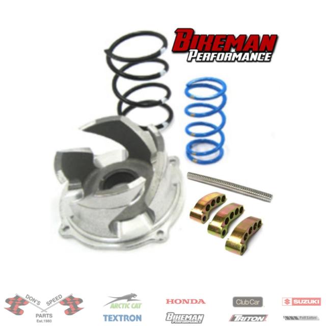 06-15-102 Bikeman Performance Stage 2 Low Altitude Clutch Kit