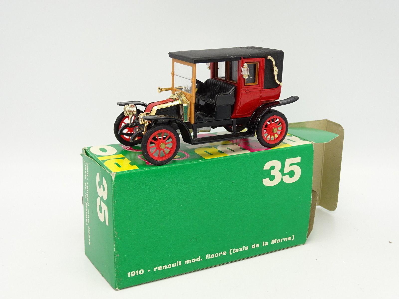 Rio 1 43 - Renault Fiacre Taxi de la Marne 1910 35