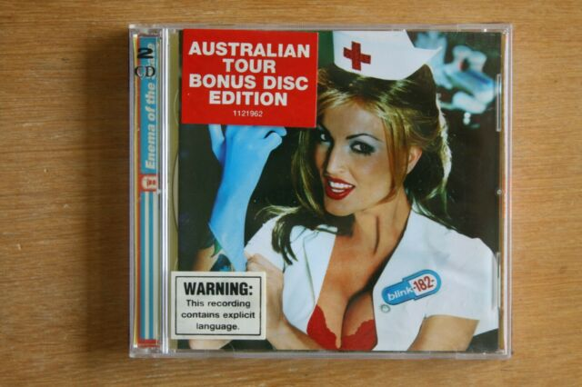 Blink-182 – Enema Of The State     (Box C695)