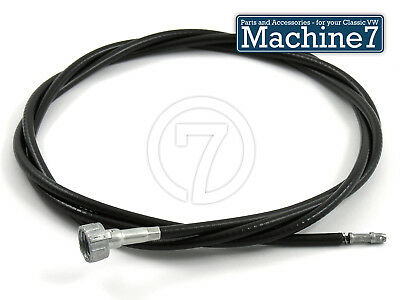 Classic Vw écran Camper Speedo Câble Compteur de vitesse Odomètre Gauge LHD T1 Bus