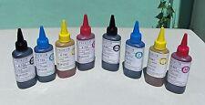 PREMIUM Anti-UV dye ink Epson / Brother 90ml easy pour cap