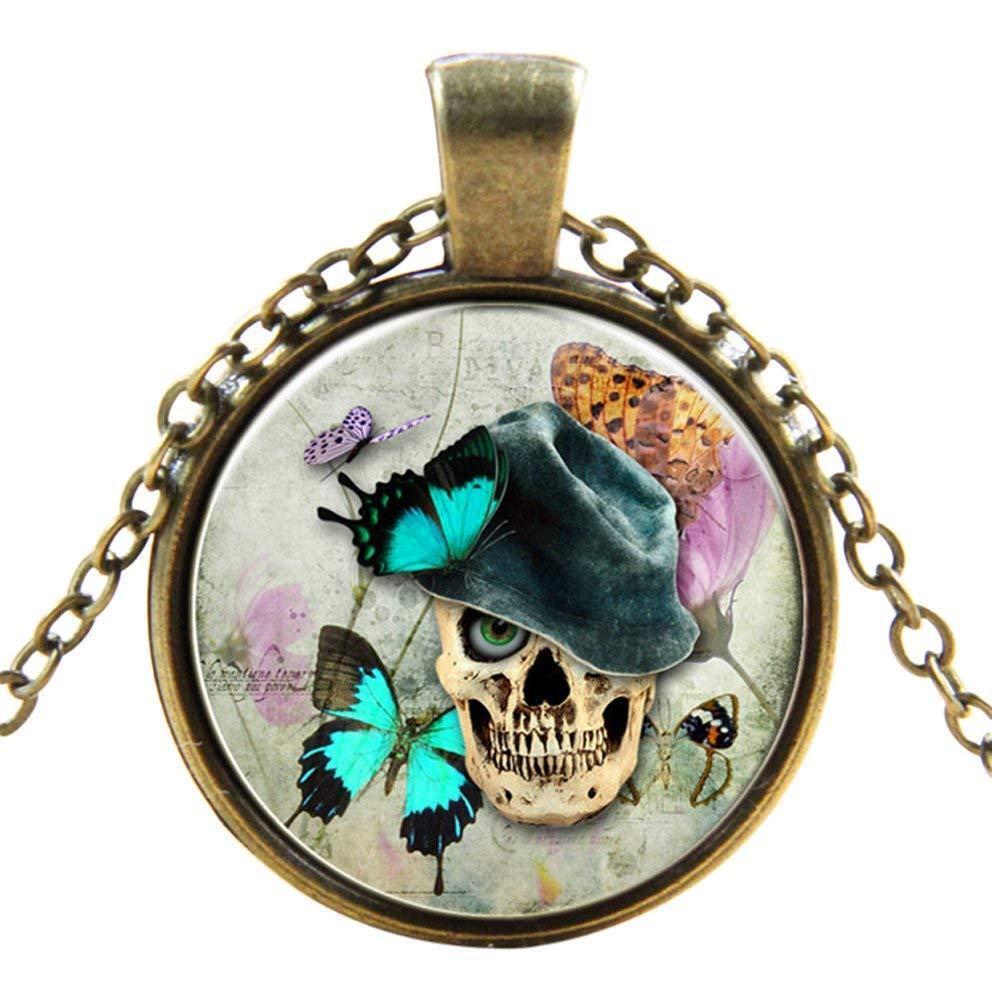 Classic Camera Style Steampunk Necklace Pendant Victorian Punk Vintage Jewellery