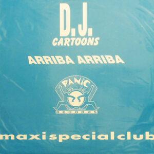 D-J-CARTOONS-Arriba-Arriba-Gaffurini-Marcolin-FR-Press-Panic-859141-1-1993-Maxi