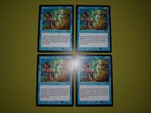 Liquify-x4-Torment-Magic-the-Gathering-MTG-4x-Playset