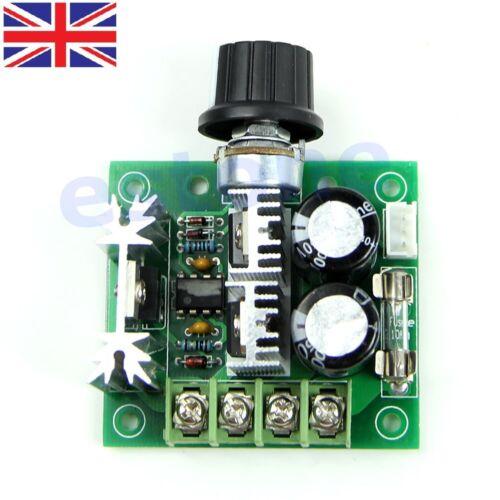 NEW Pulse Width Modulator PWM 12V-40V 10A DC Motor Speed Control Switch Governor