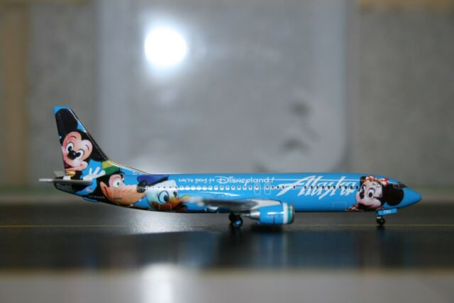 Phoenix 1 400 Alaska Airlines Boeing 737 800 N570as Disney Cars Ph4asaxxx For Sale Online Ebay