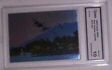 1994 CARDZ WWII NEW GUINEA JOY RIDE #T3 FOIL CARD GEM MT10 BY GMA TECHROME