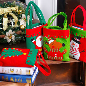 Gift-Bag-Christmas-Decoration-Supplies-For-Home-Santa-Claus-Candy-Socks-Style