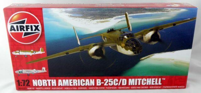 North American B25C//D Mitchell A06015  1:72 AIRFIX