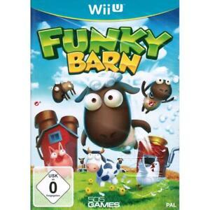 Funky-Barn-Bauernhof-und-Tiere-komplett-in-Deutsch-fuer-Nintendo-Wii-U-NEU-amp-OVP
