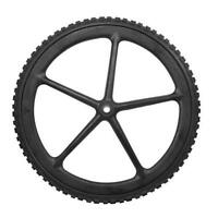 Rubbermaid Non-pneumatic Cart Wheel M1564200 on sale