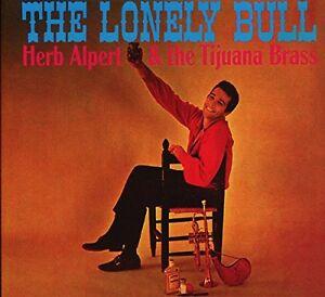 Herb-Alpert-and-The-Tijuana-Bras-The-Lonely-Bull-CD