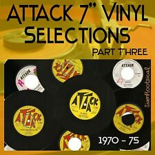 ATTACK VINYL SELECTIONS  REGGAE REVIVAL MIX CD PART 3