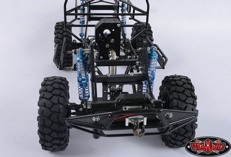 RC4WD King Off-road Off-road King Dual Spring CHOCS MILIEU 100 mm OD Grand Alésage Z-D0063 RC e80282