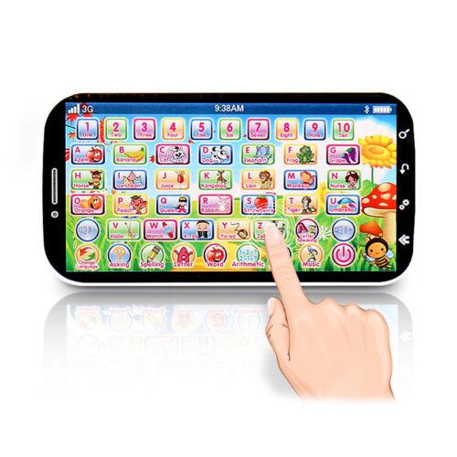 Baby Kinderjungen Mädchen pädagogisches lernendes intelligentes Handy
