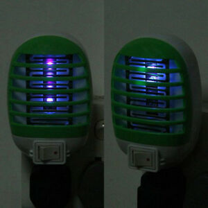 USA-Plug-LED-Electric-Mosquito-Fly-Pest-Bug-Insect-Trap-Zapper-Killer-Night-Lamp