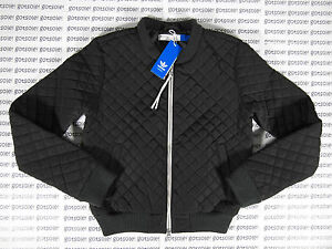 Image is loading ADIDAS-ORIGINALS-WOMEN-039-S-QUILTED-BOMBER-JACKET-
