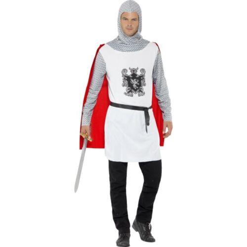 Smi Herren Kostüm Ritter Mittelalter Larp Karneval Fasching