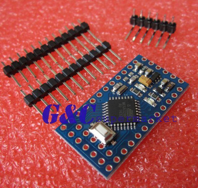 1PCS New Pro Mini atmega328 Board 5V 16M  Arduino Compatible Nano  M33